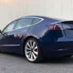 Rijtest: Tesla Model 3 Performance EV (2019)
