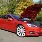 Rijtest Tesla Model S 100D 100 kWh berline EV (2017)