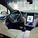 Rijtest: Tesla Model X SUV EV P100D (2017)