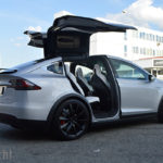 Kort Getest: Tesla Model X (2016)