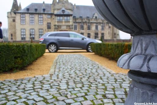 Rijtest Toyota Avensis