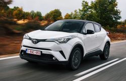 Rijtest: Toyota C-HR crossover 1.2 Turbo (2017)