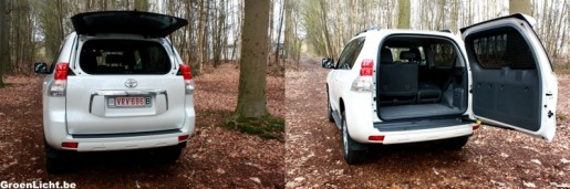 Rijtest Toyota Land Cruiser