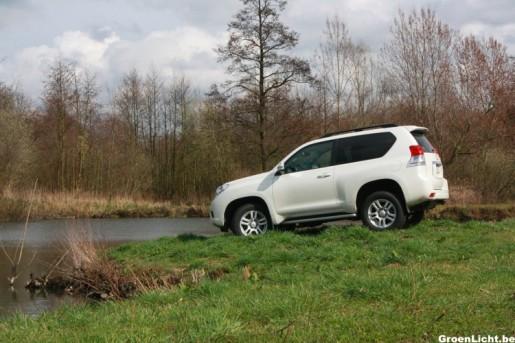 Rijtest Toyota Land Cruiser 16