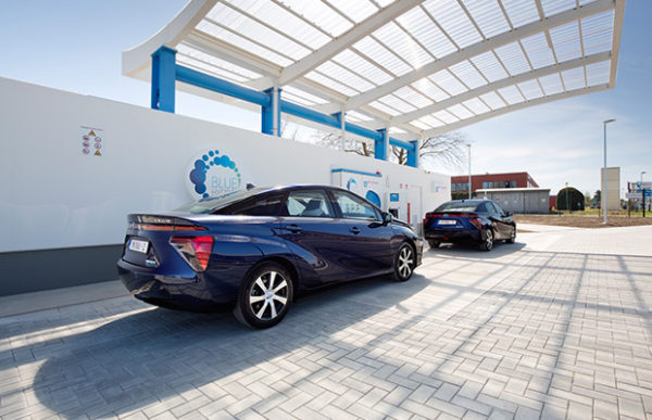 Kort Getest: Toyota Mirai (waterstof)