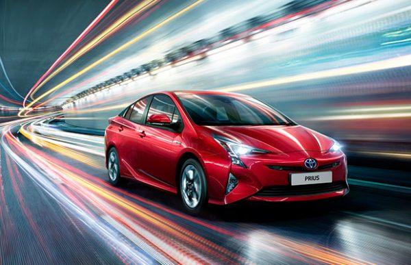 Rijtest: Toyota Prius 1.8 Hybrid (2016)
