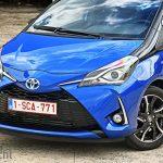 Rijtest Toyota Yaris 1.5 VVT-i Hybrid 2017