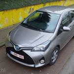 Rijtest: Toyota Yaris Hybride facelift MY2014