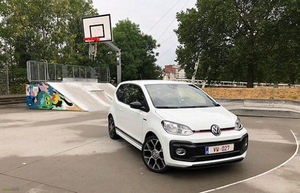 Rijtest: Volkswagen Up! GTI 1.0 TSI 115 pk (2018)