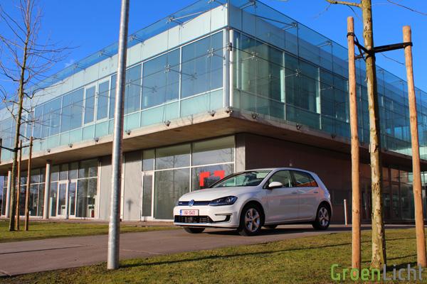 Rijtest - Volkswagen E-Golf 01