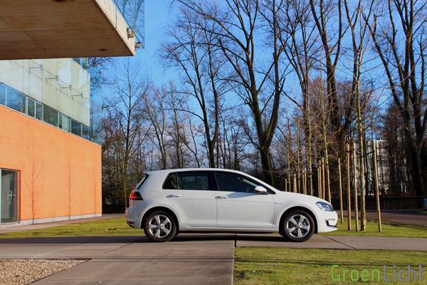 Rijtest - Volkswagen E-Golf 04