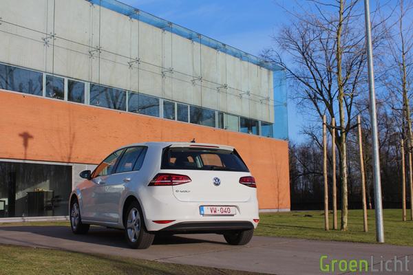 Rijtest - Volkswagen E-Golf 06