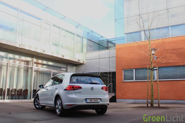 Rijtest - Volkswagen E-Golf 08
