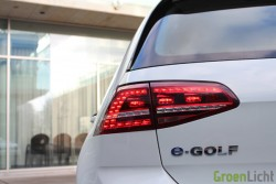 Rijtest - Volkswagen E-Golf 09
