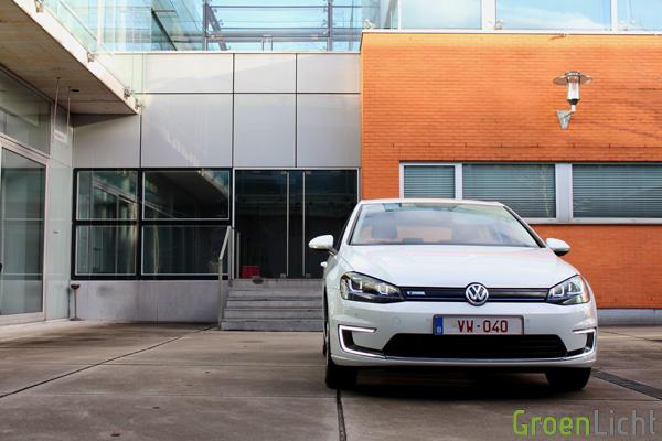 Rijtest - Volkswagen E-Golf 10