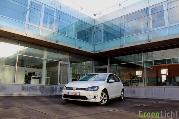 Rijtest - Volkswagen E-Golf 11