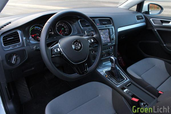 Rijtest - Volkswagen E-Golf 18