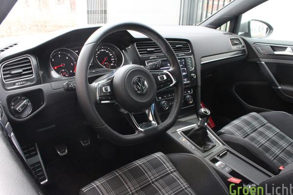 Rijtest - Volkswagen Golf GTD VII - 184 pk 10