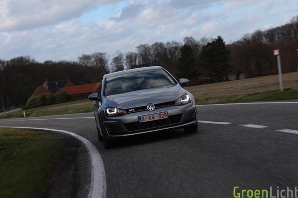 Rijtest - Volkswagen Golf GTI Performance (Mk7) 31