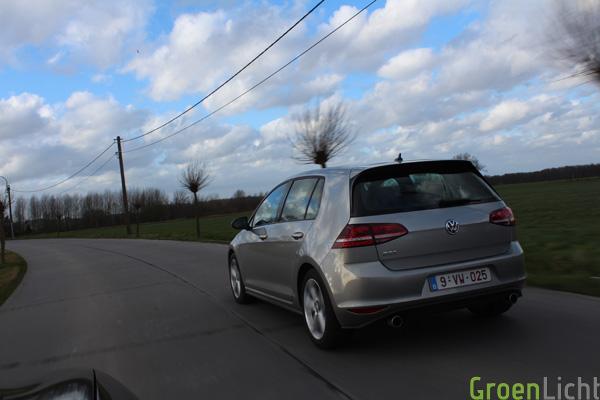 Rijtest - Volkswagen Golf GTI Performance (Mk7) 34