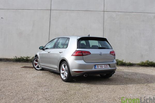 Rijtest - Volkswagen Golf GTI Performance (Mk7) 4