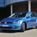 Rijtest Volkswagen Golf VII