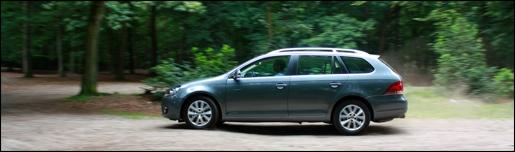 Rijtest Volkswagen Golf Variant 4Motion