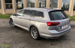 Rijtest: Volkswagen Passat Variant GTE plug-in hybride facelift (2019)