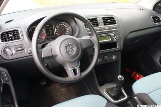 Rijtest Volkswagen Polo BlueMotion