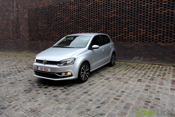 Rijtest - Volkswagen Polo Facelift MY2014 TDI 05
