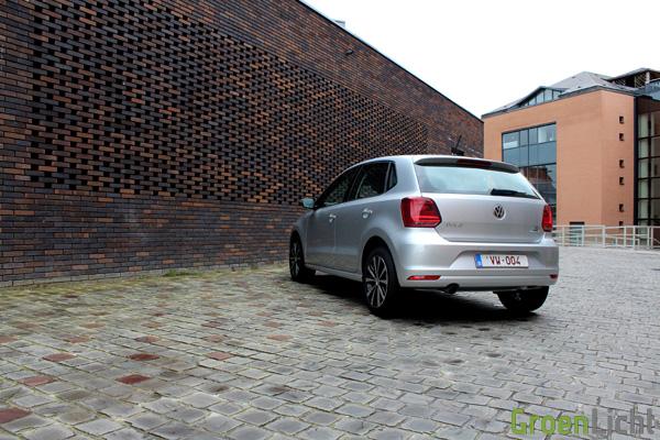 Rijtest - Volkswagen Polo Facelift MY2014 TDI 06