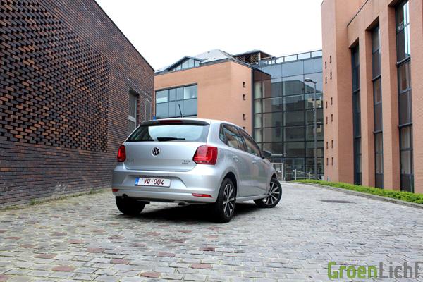 Rijtest - Volkswagen Polo Facelift MY2014 TDI 07