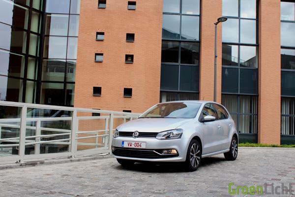 Rijtest - Volkswagen Polo Facelift MY2014 TDI 17