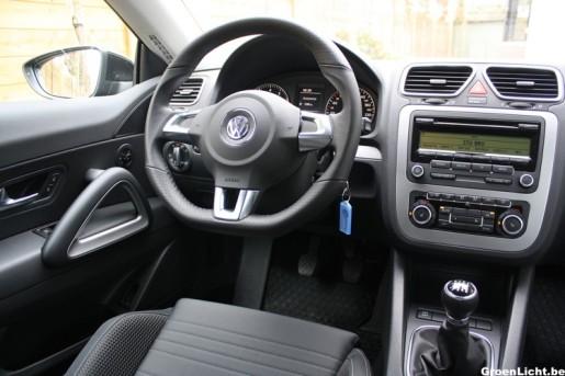 Rijtest Volkswagen Scirocco 1.4 TSI