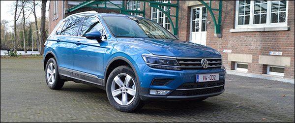 Rijtest Volkswagen Tiguan SUV 2.0 TDI 150 pk 4Motion 2016 18