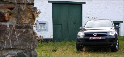 Rijtest: Volkswagen Touareg 3.0 V6 TDI