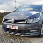 Rijtest Volkswagen Touran (2015) 1.6 TDI 110 pk Highline 01