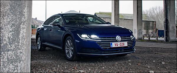 Rijtest: Volkswagen Arteon 2.0 TSI 190 pk (2019)