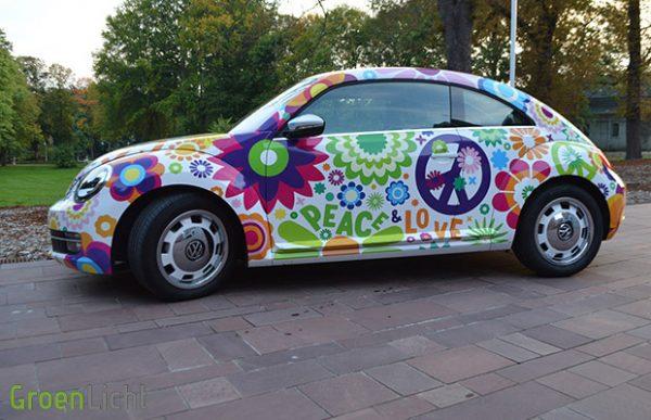 "Rijtest: Volkswagen VW Beetle 1.2 TSI ""Flower Power"" (2016)"