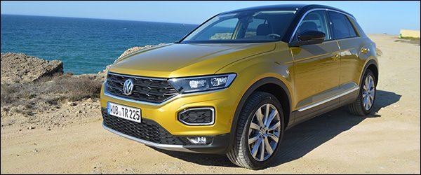 Kort Getest: Volkswagen T-Roc crossover (2017)