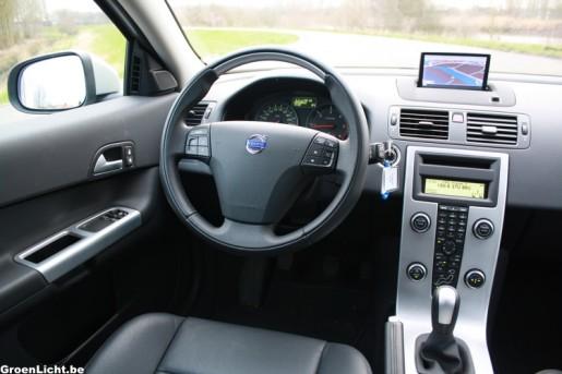 Rijtest Volvo C30 DRIVe