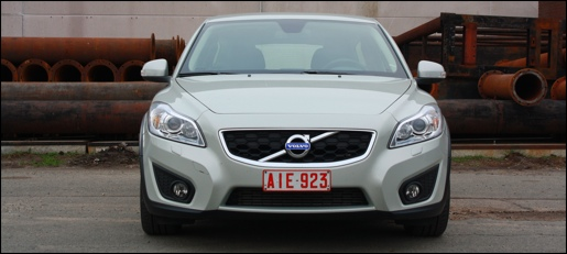 Volvo XC30 preview