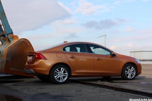 Rijtest Volvo S60 D3