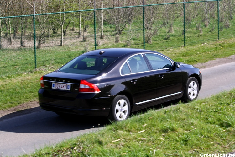 Rijtest & Video: Volvo S80 DRIVe 1.6D | GroenLicht.be