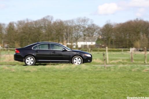 Rijtest Volvo S80 DRIVe 9