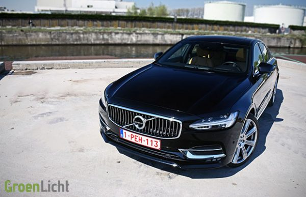 rijtest volvo s90 d5 awd 2016. Black Bedroom Furniture Sets. Home Design Ideas