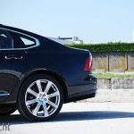 Rijtest Volvo S90 Berline D5 AWD Inscription (2016)