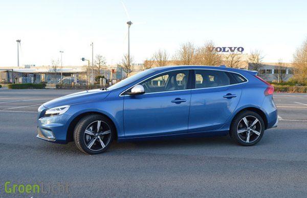 Rijtest: Volvo V40 D4 R-Design (2016)