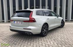 Rijtest: Volvo V60 D3 Momentum Geartronic 150 pk (2019)