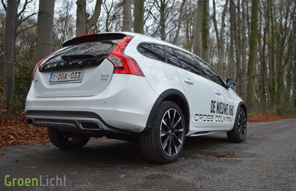 Rijtest: Volvo V60 Cross Country D4 AWD